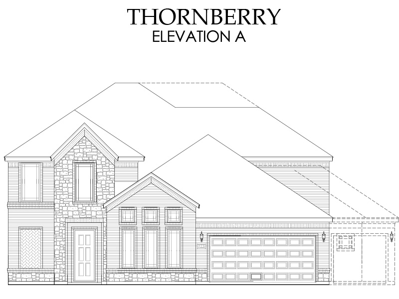 Thornberry Windsor Homes Texas